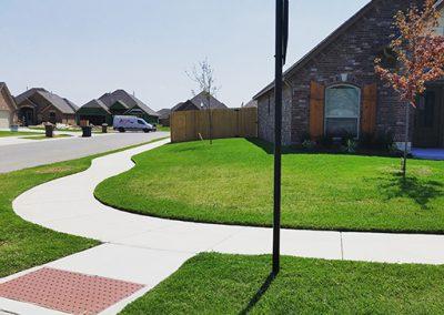 lawn care okc