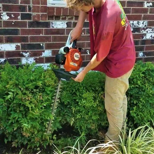 landscape maintenance okc